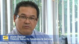 Alain Darius - Directeur des opérations Thales Transportation Systems