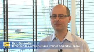 Eric Schindler - Directeur des infrastructures Procter & Gamble