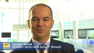 Sylvain Devos - Directeur Après-Vente Europe chez RENAULT