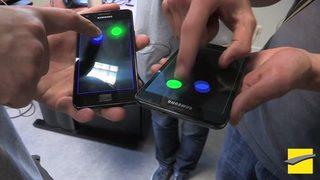 """Le projet """"Touch Trough"""" - Laboratoire Costech"""