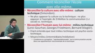 L'écriture numérique, ou comment réconcilier l'école avec elle-même - Victor Petit