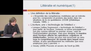 Transpositions pédagogiques de la théorie de l'écriture numérique - Isabelle Cailleau