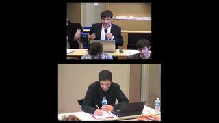 Pédagogie de l'écrit : inscription et médiation dans le texte informatisé - Etienne Candel (questions/réponses
