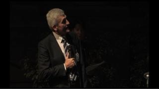 Rétrospective de Pierre Orsero pour la cérémonie de remise des diplômes 2012