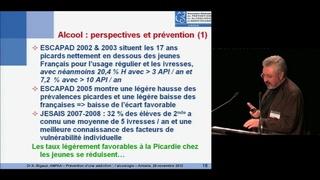 L'alcool, un enjeux de santé publique en Picardie
