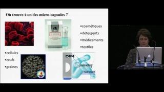 Biomécanique : modélisation de capsules, vésicules et cellules en écoulement