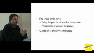PHITECO 2013 - Traces numériques plus ou moins fantômes