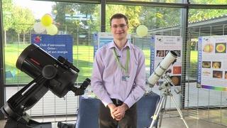 Fête de la science 2012 - l'activité solaire