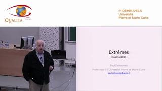 Qualita 2013 - Événements rares et risques extrêmes