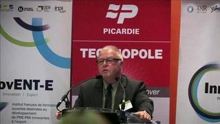 """Conférence territoriale pour le lancement d' """"InnovENT-E"""" en Picardie"""