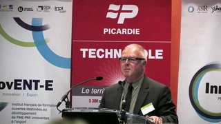 "Conférence territoriale ""InnovENT-E"" - discours de Mr Storck"