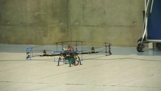 Workshop international : les systèmes aériens sans pilote