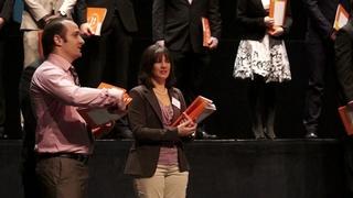 Cérémonie de remise des diplôme 2013