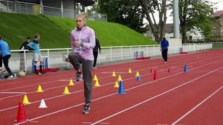 Marie Gayot, étudiante à l'UTC et athlète olympique