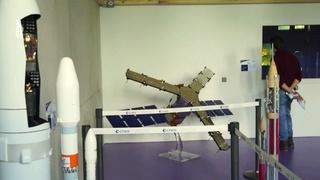 Le CNES au Centre d'Innovation
