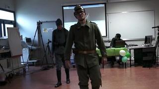 Fête de la Science 2014 - en marche vers la guerre