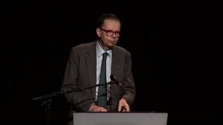 Remise des diplômes 2014 - Intervention du parrain Louis Schweitzer