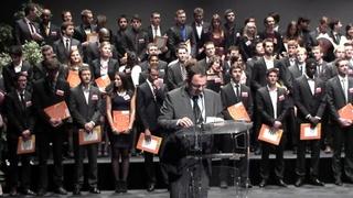 Remise des diplômes 2014 - Génie mécanique