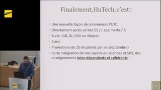 Les principes pédagogiques d'HuTech