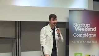Startup Weekend Compiègne
