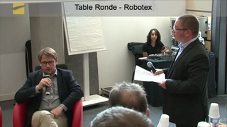 Table ronde «Systèmes robotiques autonomes pour la mobilité»