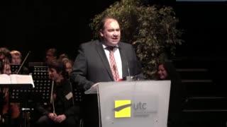 Intervention d'Etienne Arnoult - -cérémonie de remise des Diplômes 2015