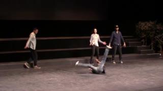 Intermède de l'association de Breakdance - Cérémonie de remise des diplômes 2015