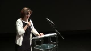 Intervention de Salima Bouvier - Cérémonie de remise des diplômes 2015