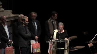 Cérémonie de remise des Prix Roberval - Prix Enseignement Supérieur
