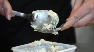 La science en cuisine - Une crème glacée allégée en gras et sucre