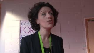 Interview de Florence Margiocchi, responsable Groupe de recherche en acoustique et vibration en environnement