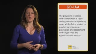 Presentation Agri-Food Innovation specialty