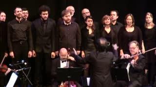 """Ouverture par la chorale """"la Clef des Chants"""" - Cérémonie de remise des diplômes 2016"""