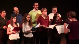 Intermède CHORUTS - Cérémonie de remise des diplômes 2016