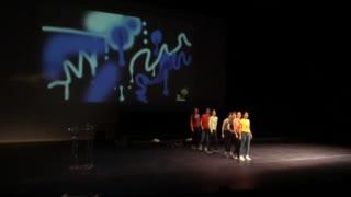 Intermède de breakdance - Cérémonie de remise des diplômes 2016