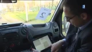 France 3 Picardie : les Voitures communicantes De l'UTC