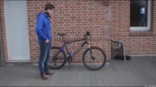 Un antivol pour vélo nouvelle génération