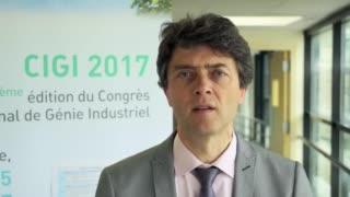 Douzième édition du Congrès International de Génie Industriel