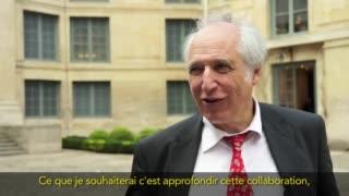 Herman Matthies lauréat du prix Gay Lussac Humboldt