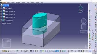 Méthodologie squelette CATIA 06 - Analyse des liens au sein de l'assemblage