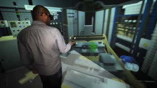 KIVA : environnement virtuel informé pour la formation au geste technique