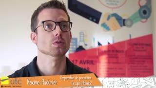 Maxime Audurier - Génie des systèmes mécaniques 2009