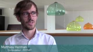Startup UTC : Pipplet