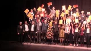 Cérémonie de remise des diplômes 2018 - licence pro, génie urbain, master, mastère