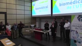 BioHackathon Technologie de Santé