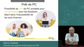L'informatique à l'UTC