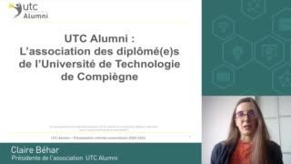 UTC Alumni, l'association des diplômés