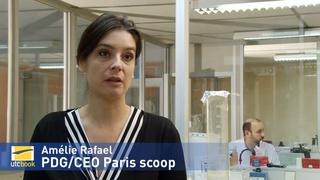 Amélie Raphael Marecos - PDG de PARIS