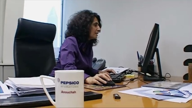 Anouchah Sanei - Vice-président R&D PepsiCo