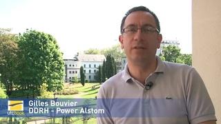 Gilles Bouvier - Directeur des Ressources Humaines chez Alstom
